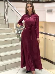 Платье длинное нарядное Ш7717