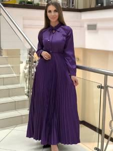 Платье длинное нарядное Ш7718
