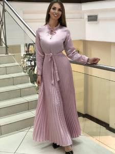 Платье длинное нарядное Ш7719