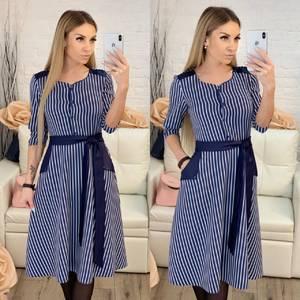 Платья короткое повседневное современное Х0093