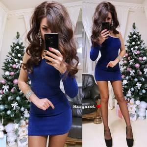 Платье короткое элегантное облегающее Х0448