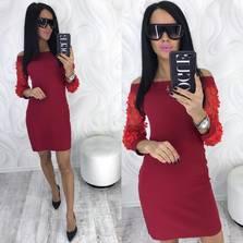 Платье Ц0491