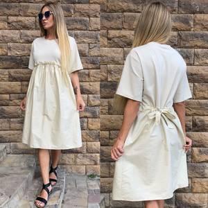 Платье короткое повседневное летнее У1017