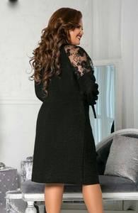 Платье короткое нарядное А59059
