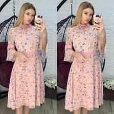 Платье Я2809