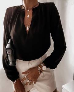 Блуза с длинным рукавом А11566