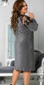 Платье короткое нарядное А59060