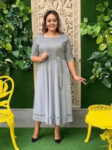 Платье длинное нарядное А18690