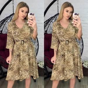 Платье короткое современное Я2812