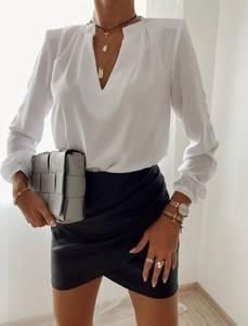 Блуза с длинным рукавом А11567