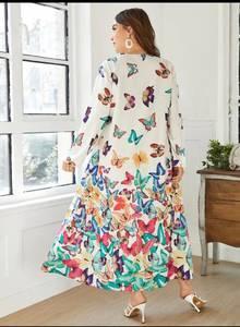 Платье длинное нарядное А42407