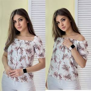 Блуза летняя А42843