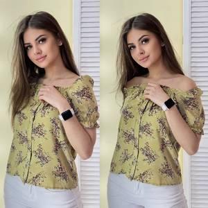 Блуза летняя А42845
