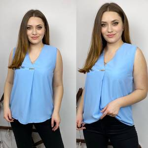 Блуза офисная А42848