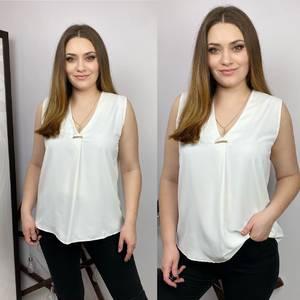 Блуза офисная А42852