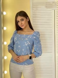 Блуза летняя А42837