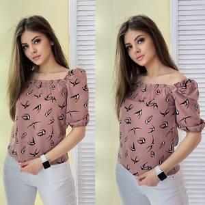 Блуза летняя А42841