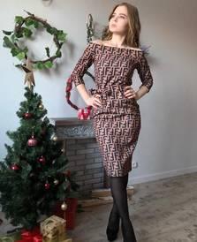 Платье Х5759