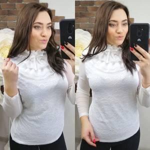 Блуза с длинным рукавом Х7857