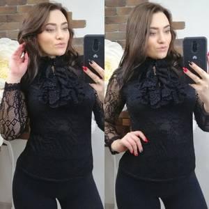 Блуза с длинным рукавом Х7858