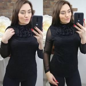 Блуза с длинным рукавом Х7867