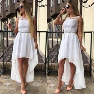 Платье длинное однотонное вечернее Ф5628