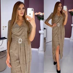 Платье длинное нарядное Ш6436