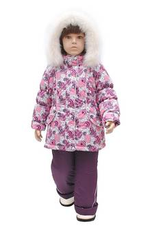 Комплект куртка и брюки П2379