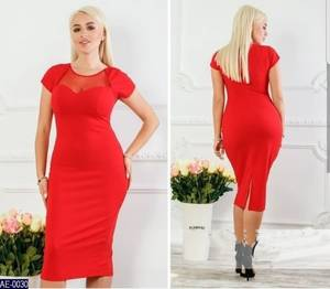 Платье короткое нарядное Х0219