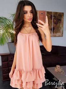 Платье короткое летнее Ш2778