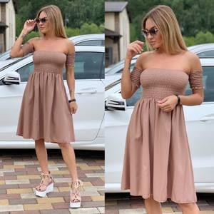 Платье короткое летнее Ш1152