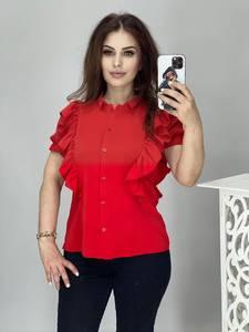 Рубашка с коротким рукавом А41723