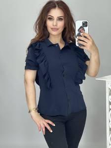 Рубашка с коротким рукавом А41724