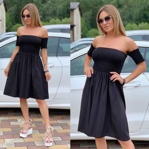 Платье короткое летнее Ш1154