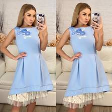Платье Ч0131