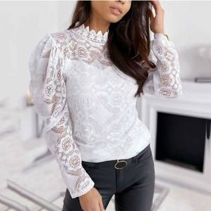 Блуза белая А59123