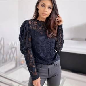 Блуза черная А59124