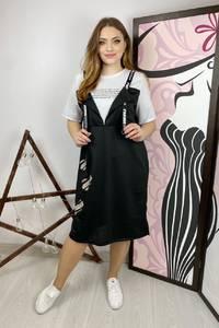 Платье короткое повседневное А36120