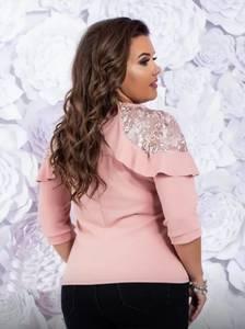 Блуза нарядная Х8381