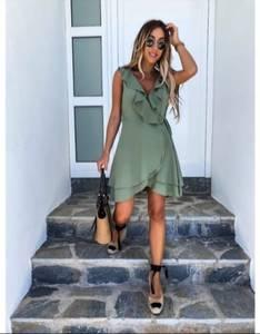 Платье короткое летнее А37737