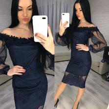 Платье Х3343