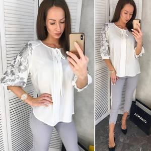 Блуза нарядная Х5053