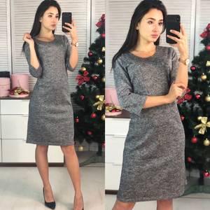 Платье короткое нарядное повседневное Ф9725