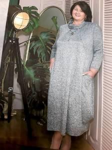 Платье длинное нарядное Х7093