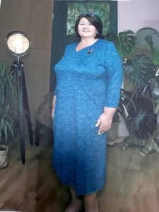 Платье длинное нарядное Х7094