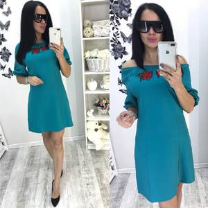 Платье короткое У1565