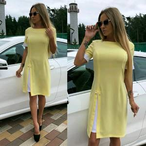 Платье короткое элегантное летнее У7452