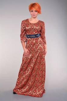 Платье А8124