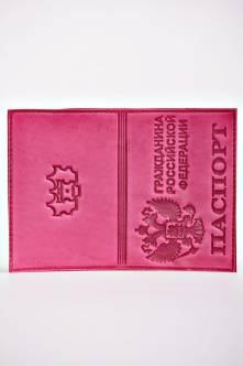 Обложка для паспорта Е0257