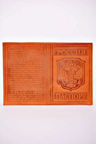 Обложка для паспорта Е0258